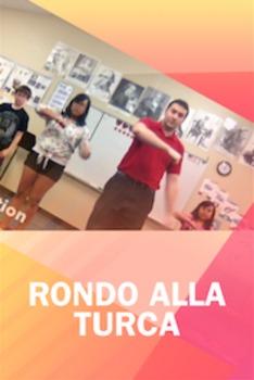 Moving to Music! (Rondo Alla Turca)