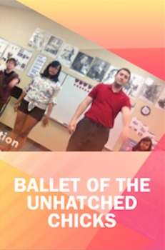 Moving to Music! (Ballet of the Unhatched Chicks)