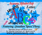 Moving to the Alphabet - Letter A
