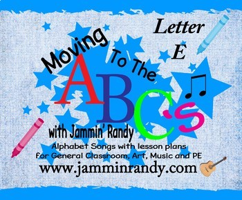 Moving to the Alphabet - Letter E