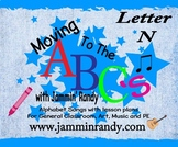 Moving to the Alphabet - Letter N