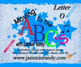 Moving to the Alphabet - Letter O