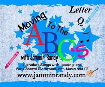 Moving to the Alphabet - Letter Q