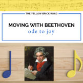 "Moving with Beethoven: practicing steady beat with ""Ode to Joy"""