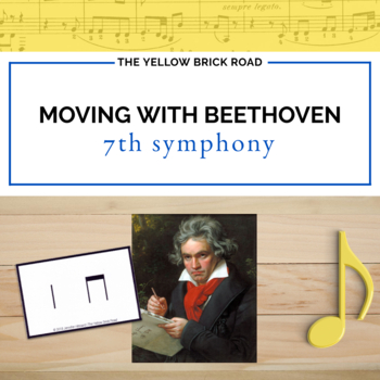 Moving with Beethoven: ta's, ti-ti's, and rests in symphony #7