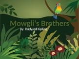 Mowgli's Brothers by Rudyard Kipling