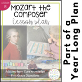 Mozart Activity / Be a Composer (based on Core Knowledge S