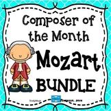 Mozart Composer of the Month (BUNDLE)