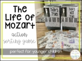 Mozart Facts Sorting Game (based on Core Knowledge Sequenc