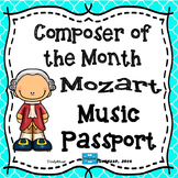Mozart Passport (Composer of the Month)