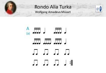 Mozart - Rondo Alla Turka - Too, Tum-Ti, Ta, Ti-ti, Tika-tika, Tim-ka