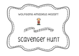 Mozart Scavenger Hunt