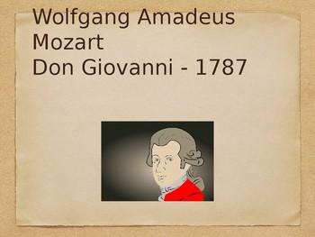 Mozart's Don Giovanni