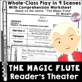 Mozart's The Magic Flute READER'S THEATER