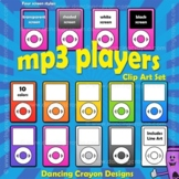 Mp3 Players - Clip Art