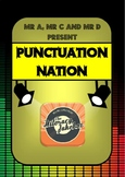 FREE Punctuation Nation Song by Mr A, Mr C and Mr D Present