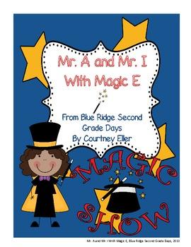 Mr. A and Mr. I With Magic E