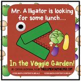 Mr. Alligator {an Adapted Book for Preschool and Kindergarten}