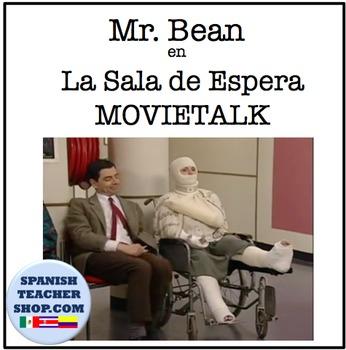 Mr. Bean Spanish MovieTalk
