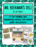 Mr. Beekman's Deli Sequencing Activity (Common Core Support)