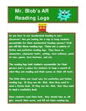 Mr. Blob's AR Reading Logs