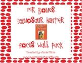 Mr. Bones Dinosaur Hunter Focus Wall Pack