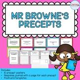 Mr Browne's Precepts