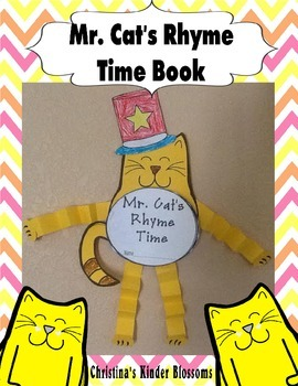 Mr. Cat's Rhyme Time
