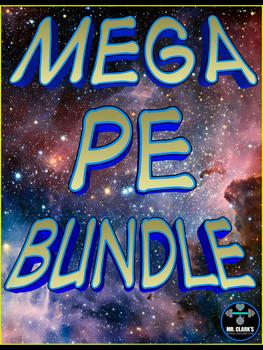 Mr. Clark's Mega PE Bundle