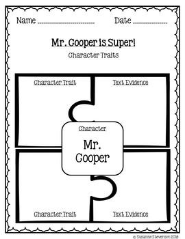 Mr. Cooper is Super!