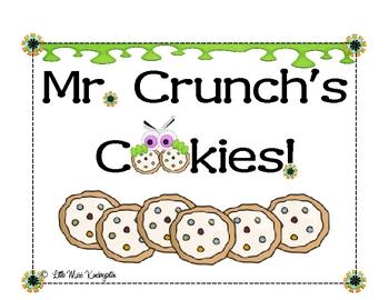 Mr. Crunch's Cookies