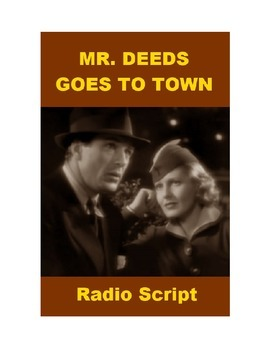 Drama - Mr Deeds Goes to Town