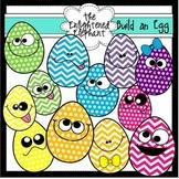 Build An Egg Clip Art