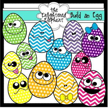 Build An Egg Clip Art
