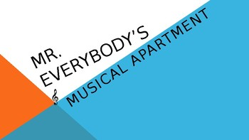 Mr. Everybody's Musical Apartment