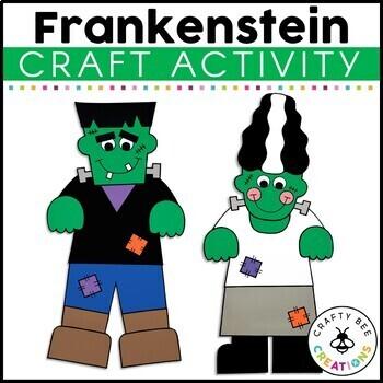 Mr. Frankenstein Cut and Paste