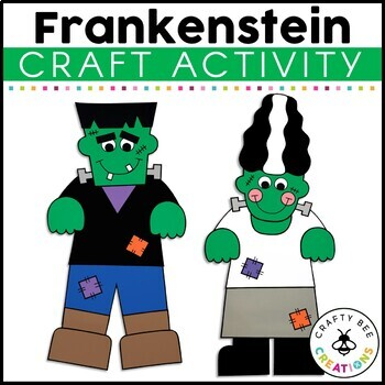 Mr. Frankenstein Cut and Paste