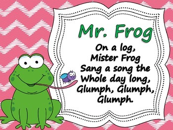 Mr. Frog - A Song for Do