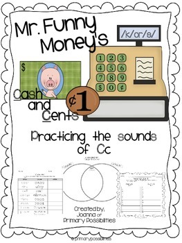 Mr. Funny Money's Cash & Cents (Hard C vs Soft C)