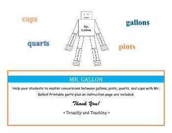 Mr. Gallon