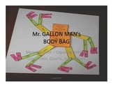 Mr. Gallon Man's Body Bag
