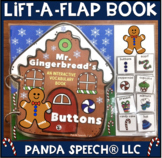Mr. Gingerbread's Buttons? A Lift a Flap Book