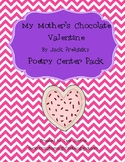 My Mother's Chocolate Valentine by Jack Prelutsky Poetry C