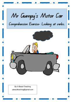 Mr Gumpy's Motor Car by John Burningham