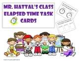 Mr. Hattal's Class Elapsed Time Task Cards