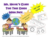 Mr. Hattal's Class Elapsed Time Task Cards Mega Pack