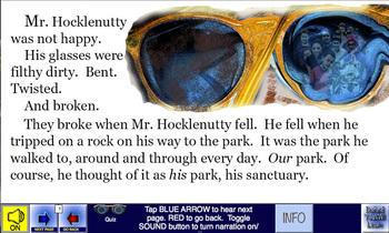Mr. Hocklenutty's Magic Glasses