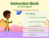Mr. Hummingbird Instruction Book