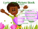 Mr. Hummingbird Lyrics and Picture Book
