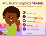 Mr. Hummingbird Bundle | Self Regulation, Classroom / Behavior Management